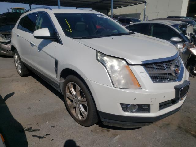 Cadillac Vehiculos salvage en venta: 2010 Cadillac SRX Perfor