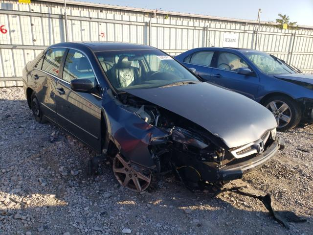 Salvage cars for sale from Copart Walton, KY: 2004 Honda Accord EX