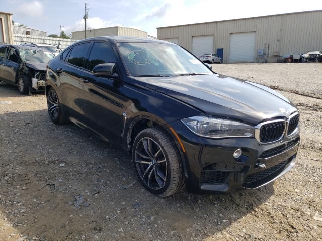 BMW salvage cars for sale: 2017 BMW X6 M