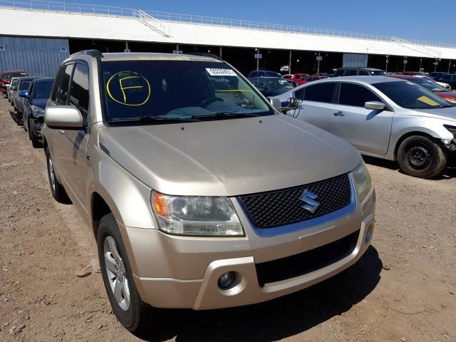 Salvage cars for sale from Copart Phoenix, AZ: 2006 Suzuki Grand Vitara