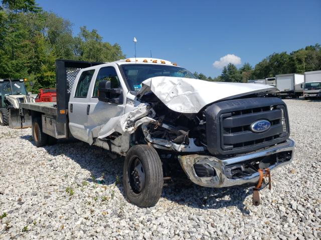 Salvage cars for sale from Copart Warren, MA: 2012 Ford F550 Super