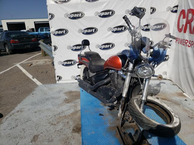 Salvage cars for sale from Copart Anthony, TX: 2009 Suzuki VZ800