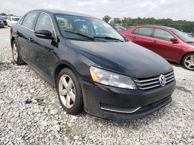 Volkswagen Passat salvage cars for sale: 2012 Volkswagen Passat