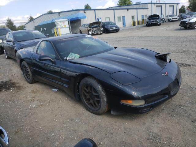 Vehiculos salvage en venta de Copart Finksburg, MD: 1998 Chevrolet Corvette