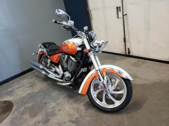 Victory salvage cars for sale: 2007 Victory Kingpin