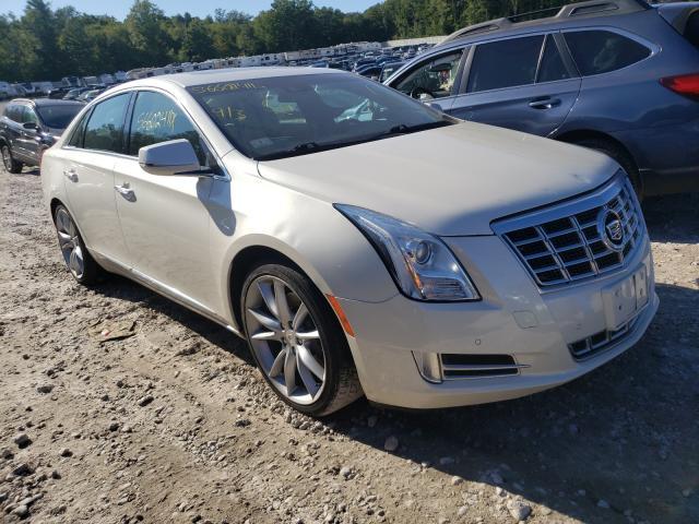 Cadillac Vehiculos salvage en venta: 2014 Cadillac XTS Premium