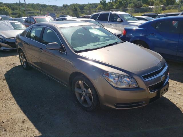 Vehiculos salvage en venta de Copart Madison, WI: 2011 Chevrolet Malibu 1LT