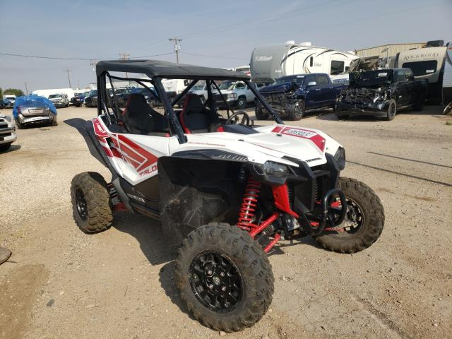 Salvage cars for sale from Copart Casper, WY: 2021 Honda SXS1000 S2