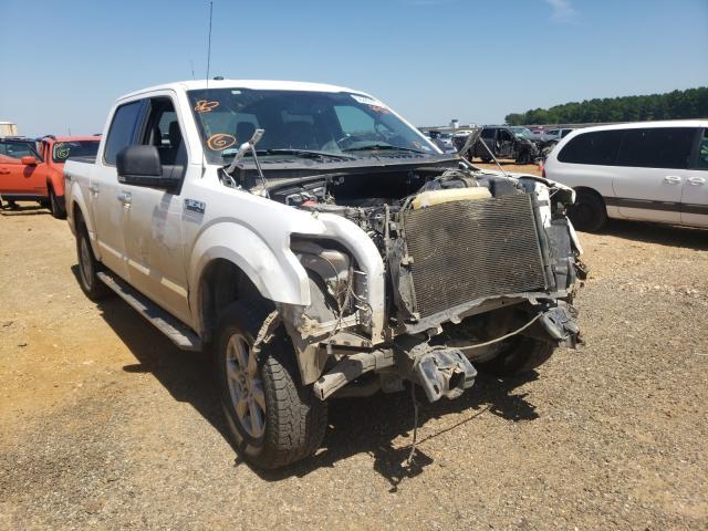 Vehiculos salvage en venta de Copart Longview, TX: 2018 Ford F150 Super