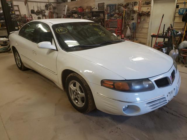 Pontiac Bonneville salvage cars for sale: 2000 Pontiac Bonneville