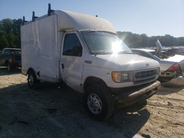 Ford Econoline salvage cars for sale: 2000 Ford Econoline