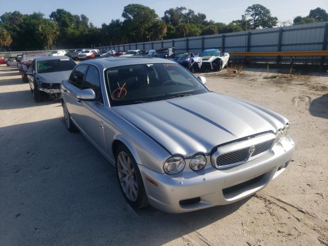 Vehiculos salvage en venta de Copart Fort Pierce, FL: 2008 Jaguar XJ8 L
