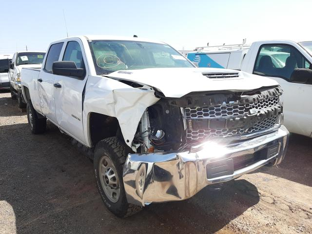 Salvage cars for sale from Copart Phoenix, AZ: 2019 Chevrolet Silverado