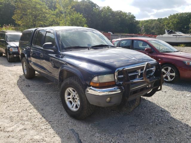 2004 Dodge Dakota Quattro en venta en Finksburg, MD