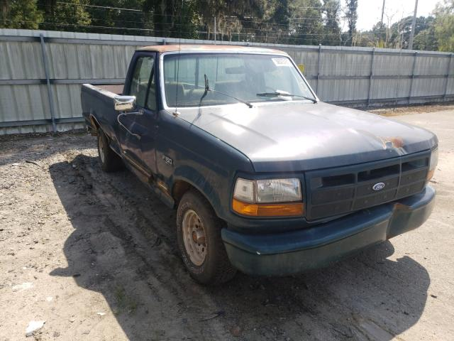 FORD F150 1991 0