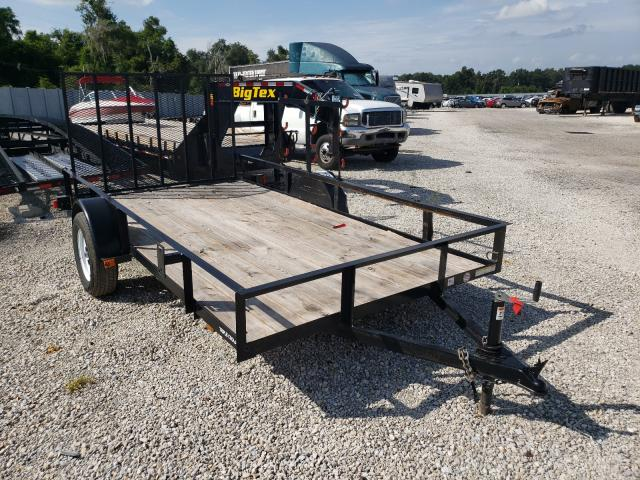 Trailers salvage cars for sale: 2021 Trailers Trailbay