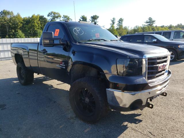 Salvage cars for sale from Copart Exeter, RI: 2010 GMC Sierra K35