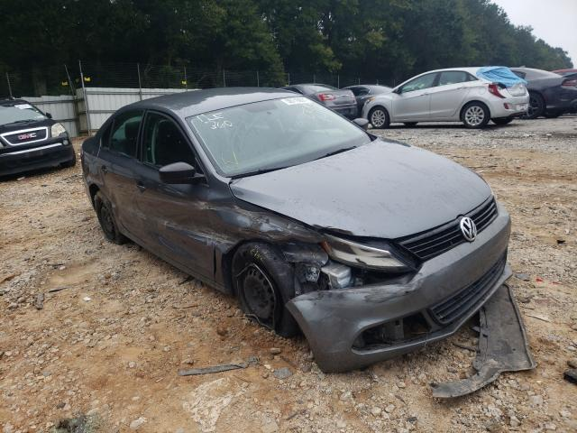 Salvage cars for sale from Copart Austell, GA: 2012 Volkswagen Jetta Base
