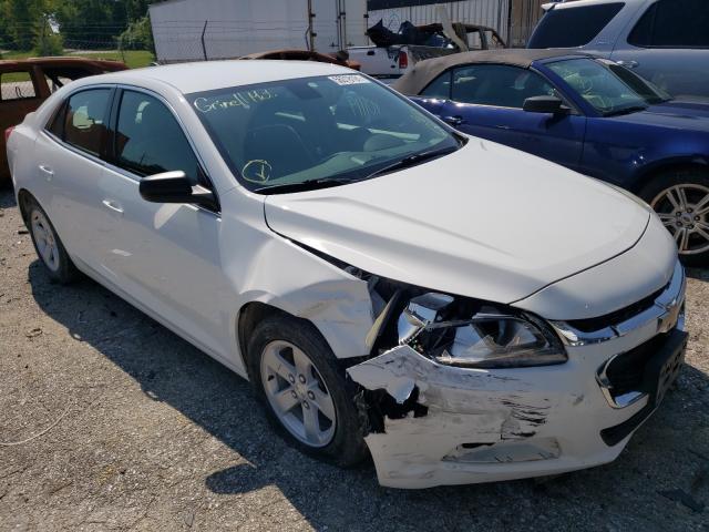 Salvage cars for sale at Bridgeton, MO auction: 2014 Chevrolet Malibu LS