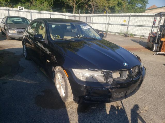 Salvage cars for sale from Copart Glassboro, NJ: 2010 BMW 328 I Sulev