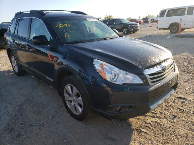 Salvage cars for sale from Copart Kansas City, KS: 2012 Subaru Outback 2