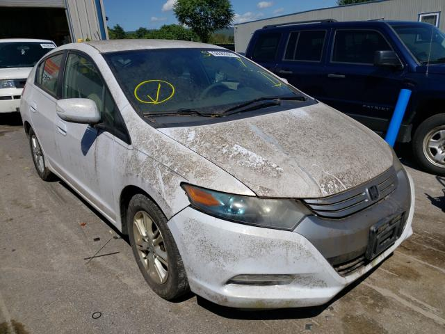Salvage cars for sale from Copart Duryea, PA: 2010 Honda Insight EX