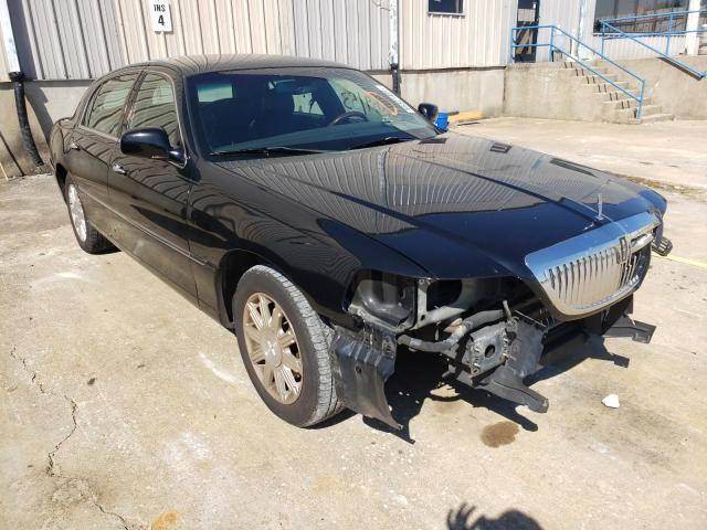 Salvage cars for sale from Copart Lawrenceburg, KY: 2009 Lincoln Town Car S