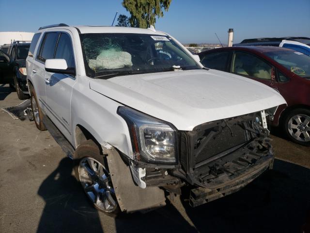 Vehiculos salvage en venta de Copart Martinez, CA: 2016 GMC Yukon Dena