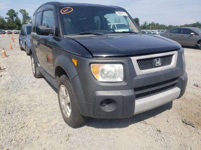 Vehiculos salvage en venta de Copart Lumberton, NC: 2006 Honda Element LX