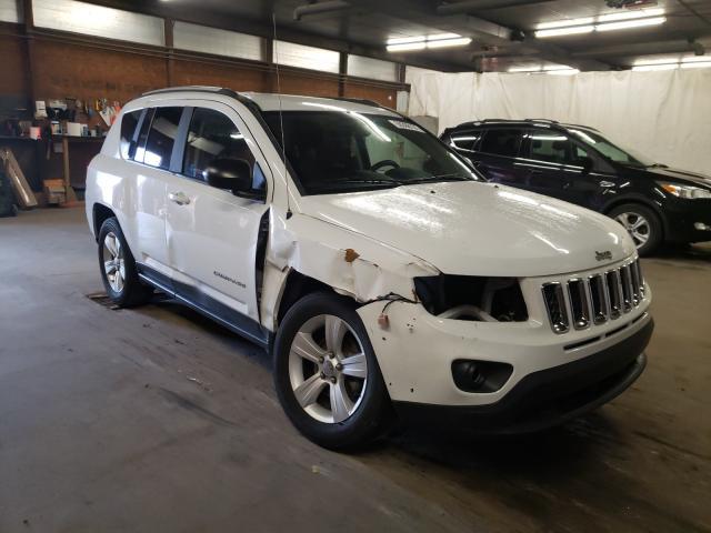Vehiculos salvage en venta de Copart Ebensburg, PA: 2015 Jeep Compass SP