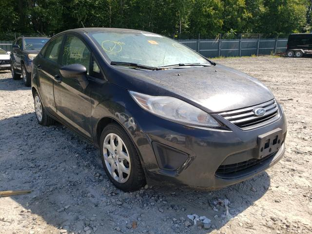 Ford Fiesta salvage cars for sale: 2012 Ford Fiesta