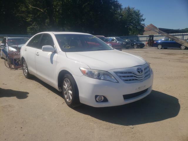 Salvage cars for sale from Copart Glassboro, NJ: 2011 Toyota Camry Base