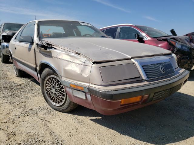 Vehiculos salvage en venta de Copart Anderson, CA: 1987 Chrysler Lebaron PR