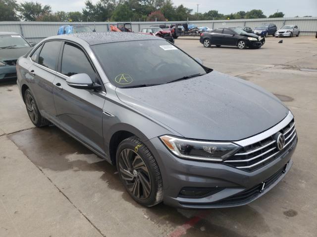 Vehiculos salvage en venta de Copart Wilmer, TX: 2019 Volkswagen Jetta SEL