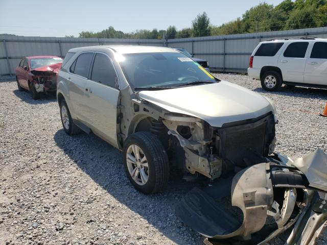 Salvage cars for sale from Copart Prairie Grove, AR: 2014 Chevrolet Equinox LS