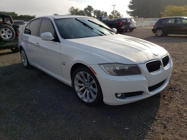 Salvage cars for sale from Copart East Granby, CT: 2011 BMW 328 XI SUL