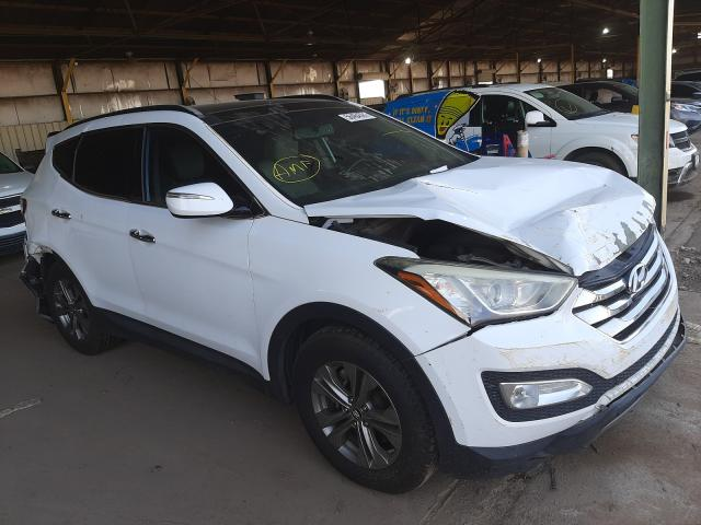 Salvage cars for sale from Copart Phoenix, AZ: 2014 Hyundai Santa FE S