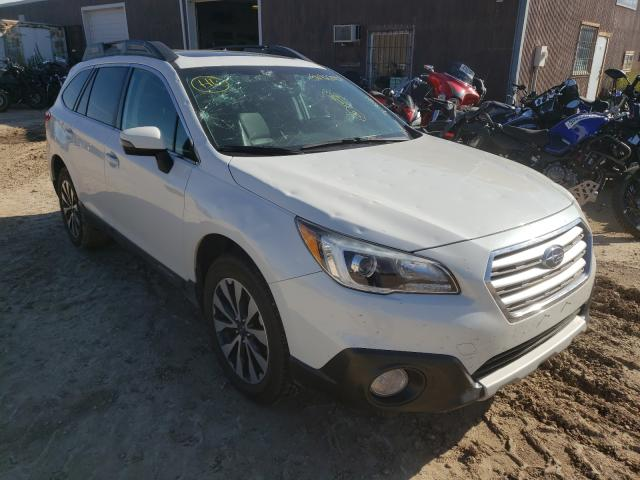 2017 SUBARU OUTBACK 3.6R LIMITED, 4S4BSENCXH3****** - 1