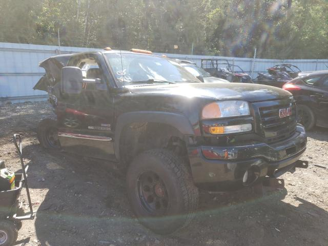 Salvage cars for sale from Copart Lyman, ME: 2007 GMC Sierra K25