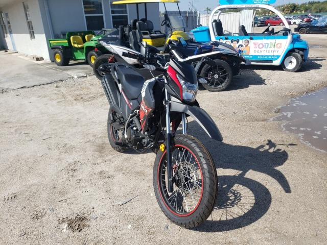 Salvage cars for sale from Copart West Palm Beach, FL: 2021 Qipa Motorcycle