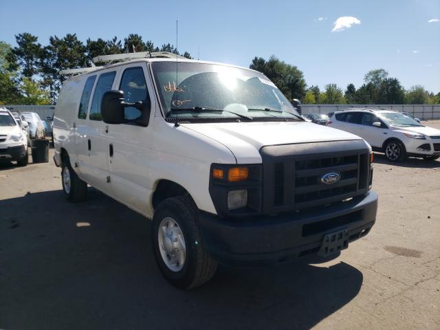 Vehiculos salvage en venta de Copart Ham Lake, MN: 2008 Ford Econoline