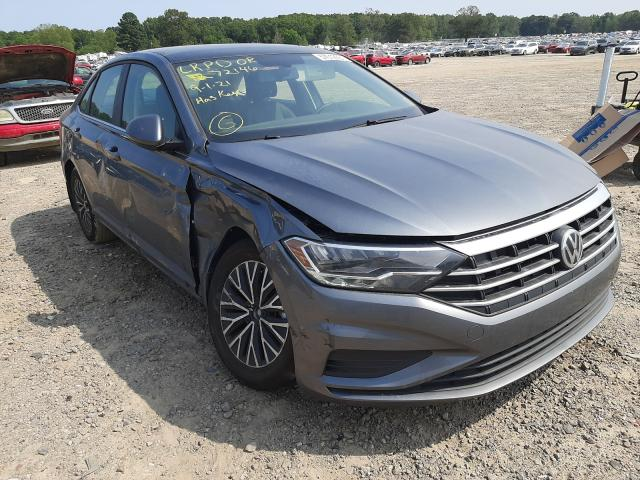 Salvage cars for sale at Conway, AR auction: 2020 Volkswagen Jetta S