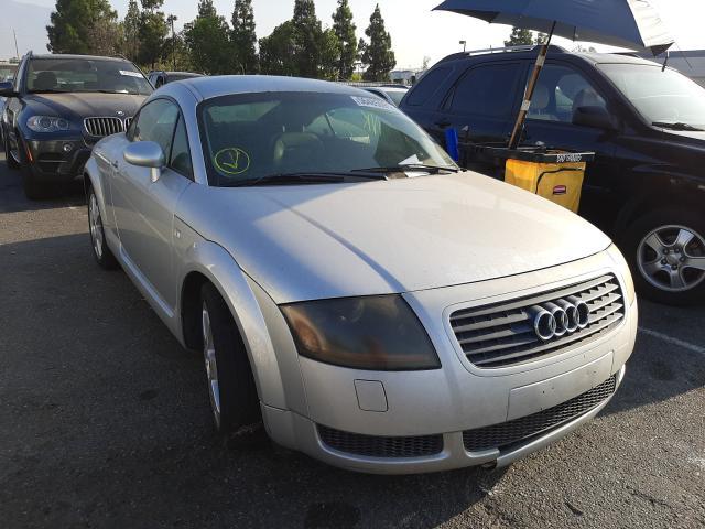 Audi TT salvage cars for sale: 2000 Audi TT
