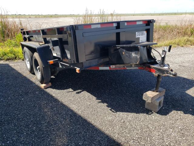 Carry-On salvage cars for sale: 2020 Carry-On Trailer