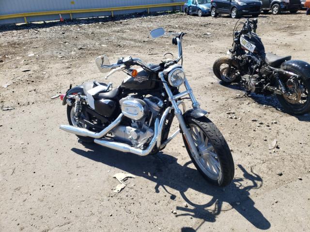 Harley-Davidson salvage cars for sale: 2009 Harley-Davidson XL883 L