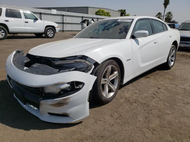 2016 DODGE CHARGER R/ 2C3CDXCT8GH257322