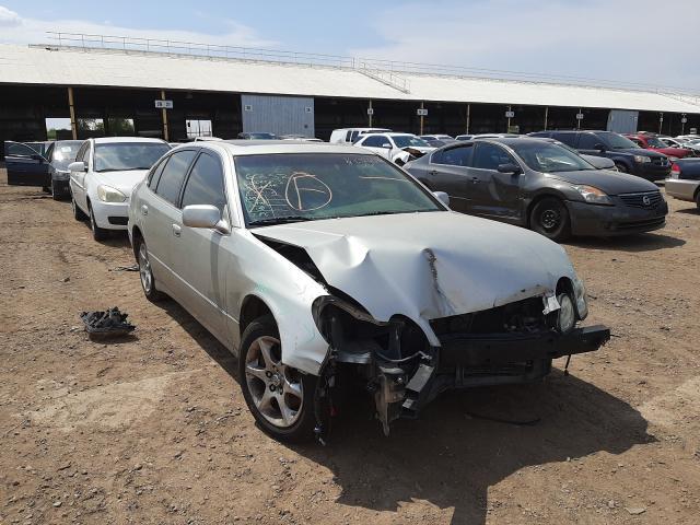 Salvage cars for sale from Copart Phoenix, AZ: 2004 Lexus GS 300