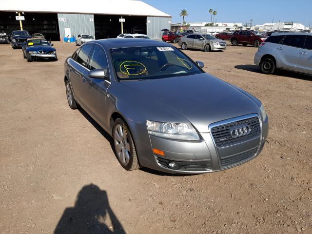 Salvage cars for sale from Copart Phoenix, AZ: 2006 Audi A6 4.2 Quattro