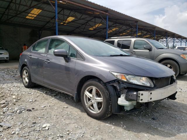 Vehiculos salvage en venta de Copart Cartersville, GA: 2014 Honda Civic