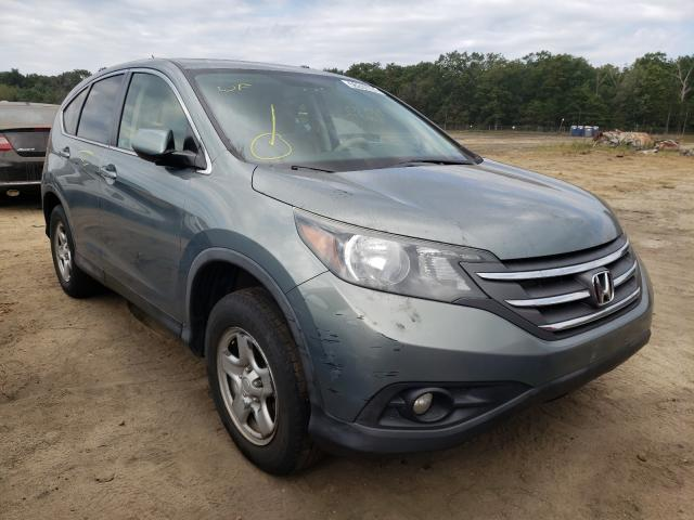 Salvage cars for sale from Copart Windsor, NJ: 2012 Honda CR-V EX